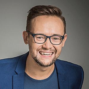 Michal Sobkowski - prezenter, szef anteny sieci ESKA