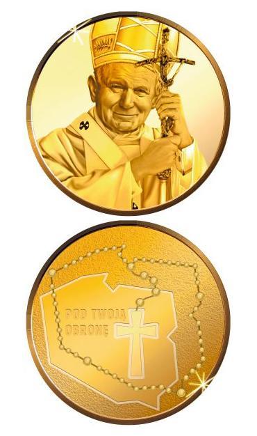 Numizmat. 40 rocznica I pielgrzymki Jana Pawła II w latach 1979-2019