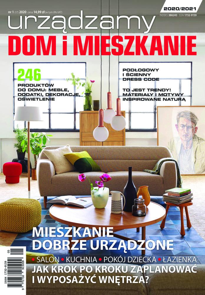 Urządzamy dom i mieszkanie katalog 2020/2021 DRUK
