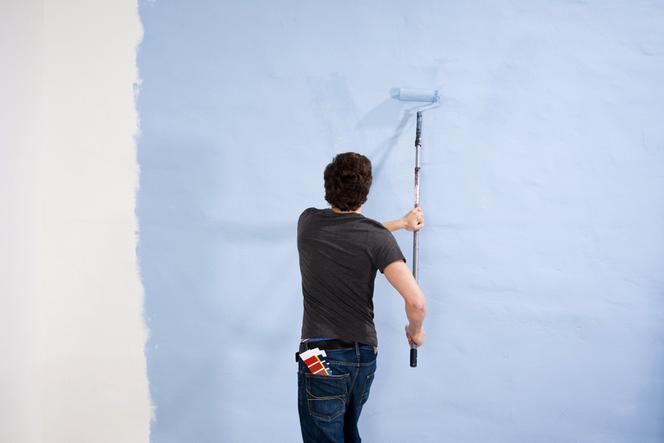 Malowanie ścian. Jak pomalować pokój, kuchnię, łazienkę?