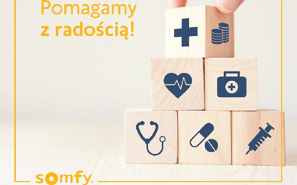 Somfy sfinansuje zakup środków ochrony osobistej dla Instytutu Matki i Dziecka w Warszawie