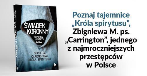 Świadek Koronny. Zuzanna i Patryk Szulc