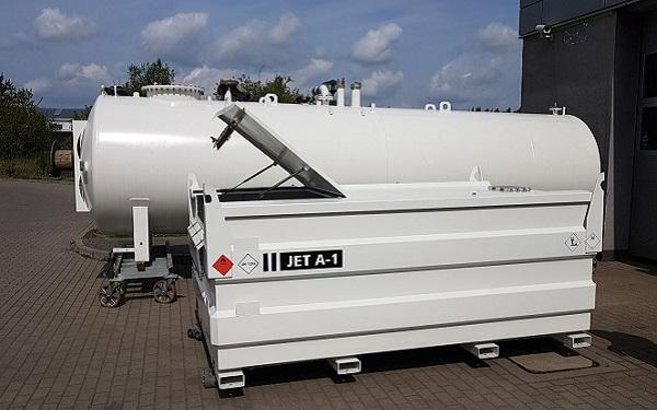 Dofinansowanie UE dla eN-TANK, producenta zbiorników na paliwo lotnicze