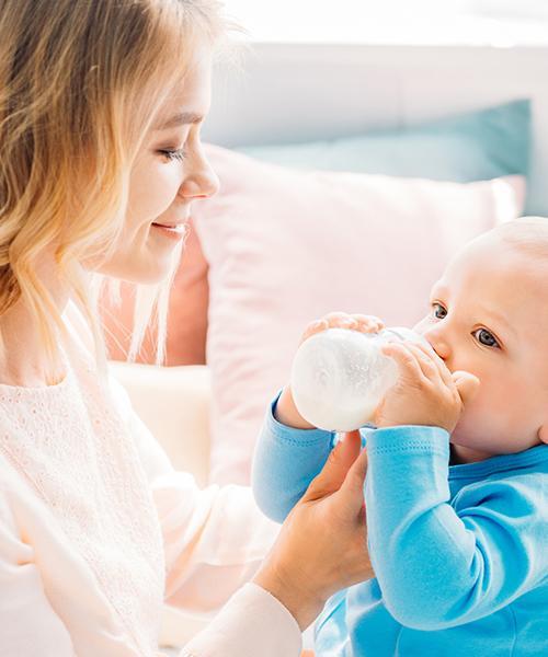 Pokarm dla zdrowego dziecka możesz przechowywać